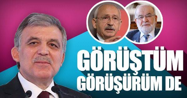 Kardeşim Abdullah Gül