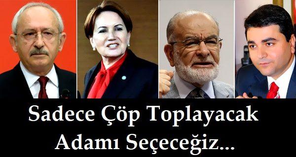 BU SADECE YEREL SEÇİM DEĞİL DEMİŞTİK!!!